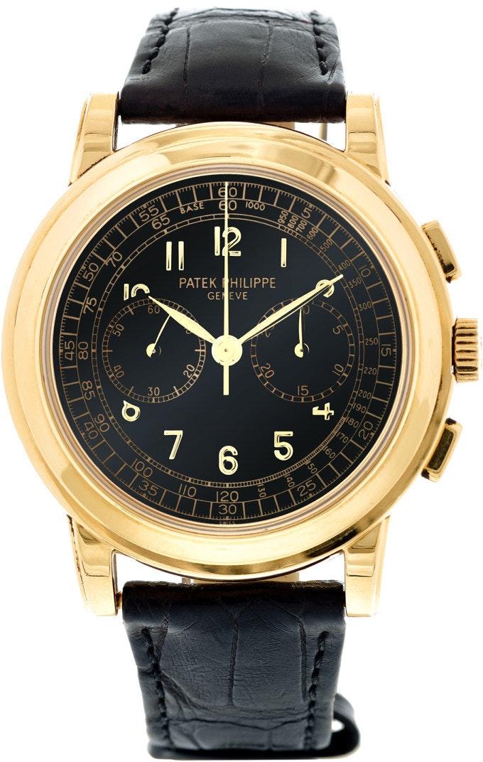 Patek Philippe Chronograph 5070J