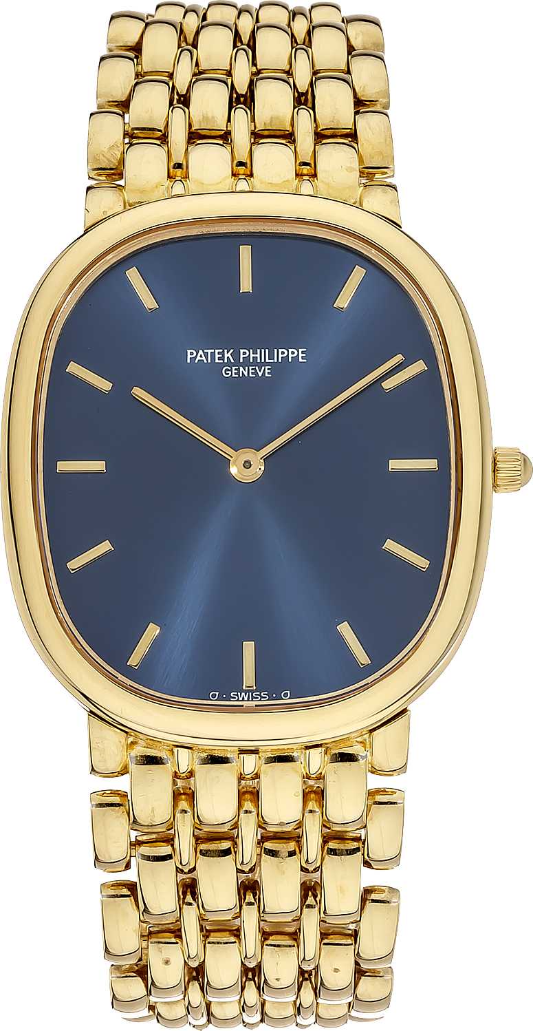 Patek Philippe Golden Ellipse 3738/122