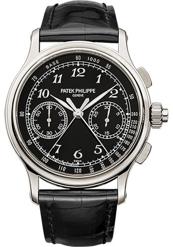 Patek Philippe Grand Complications Split-Second Chronograph 5370P