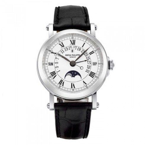 Patek Philippe Perpetual Calendar Silver Dial 5059G
