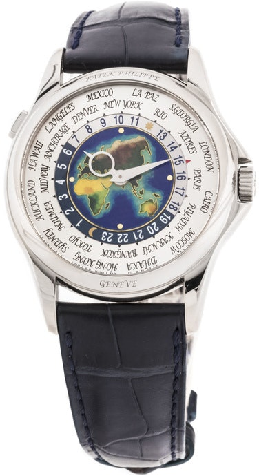 Patek Philippe World Time 5131G