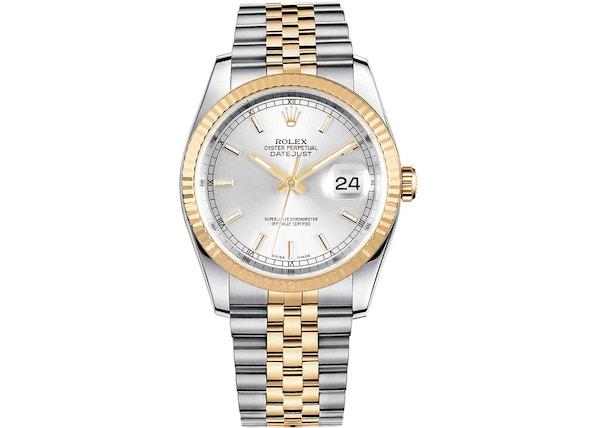 Rolex Datejust Stick Jubilee 116233 - 36mm