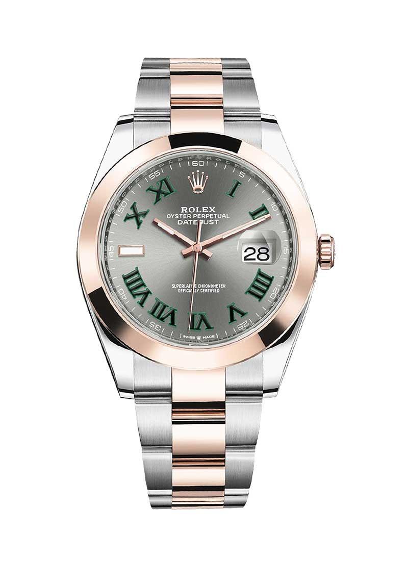 Rolex Datejust 126301-GRYJ