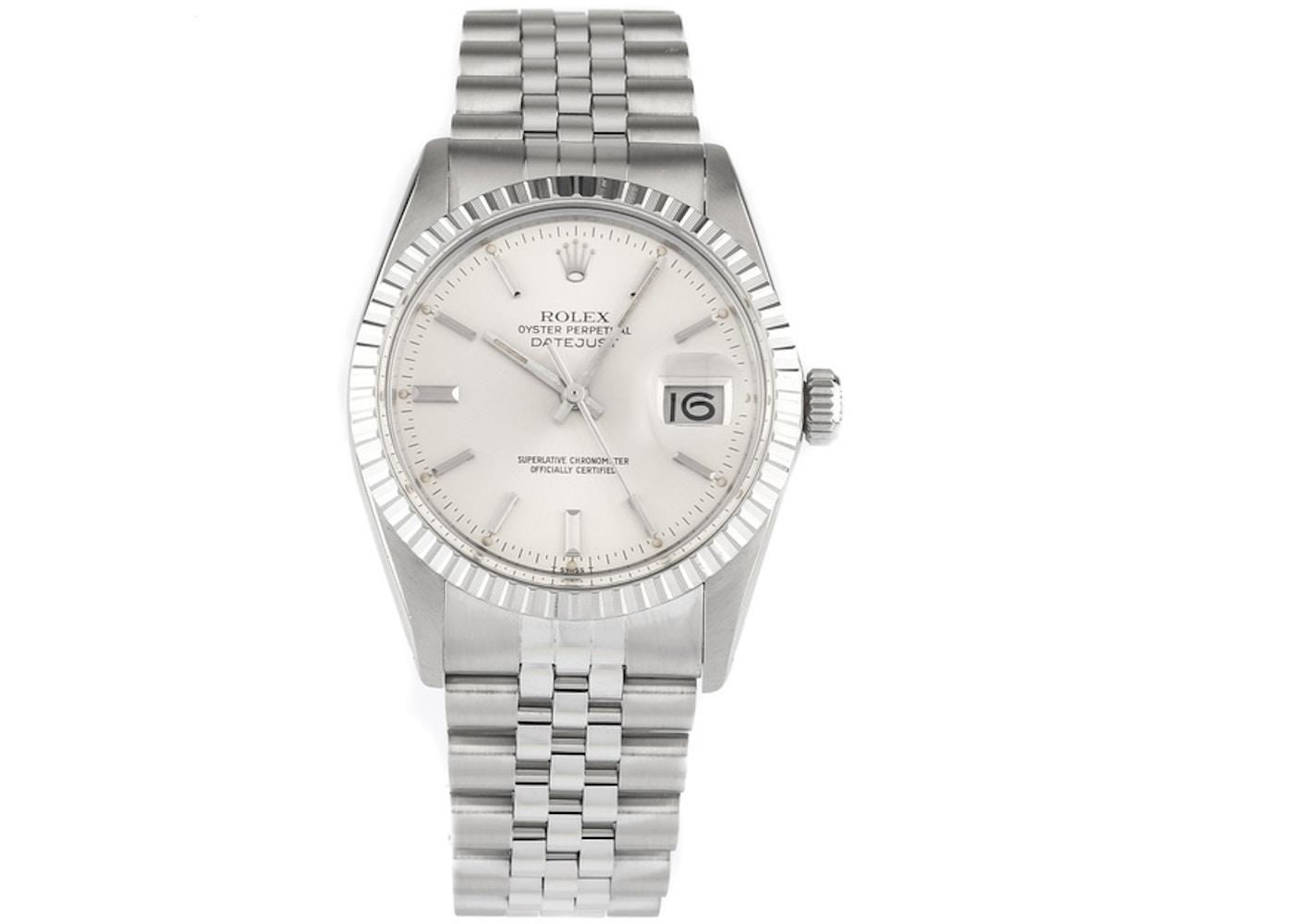 a13e41c73b21b Rolex Datejust 16030 - 36mm