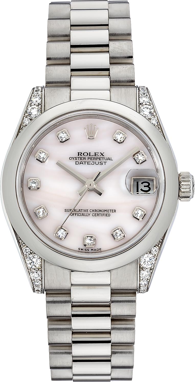 Rolex Datejust 178296
