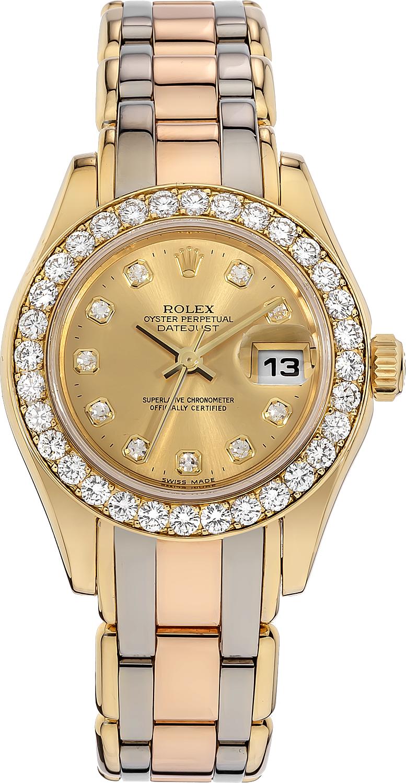 Rolex Datejust Pearlmaster 80298