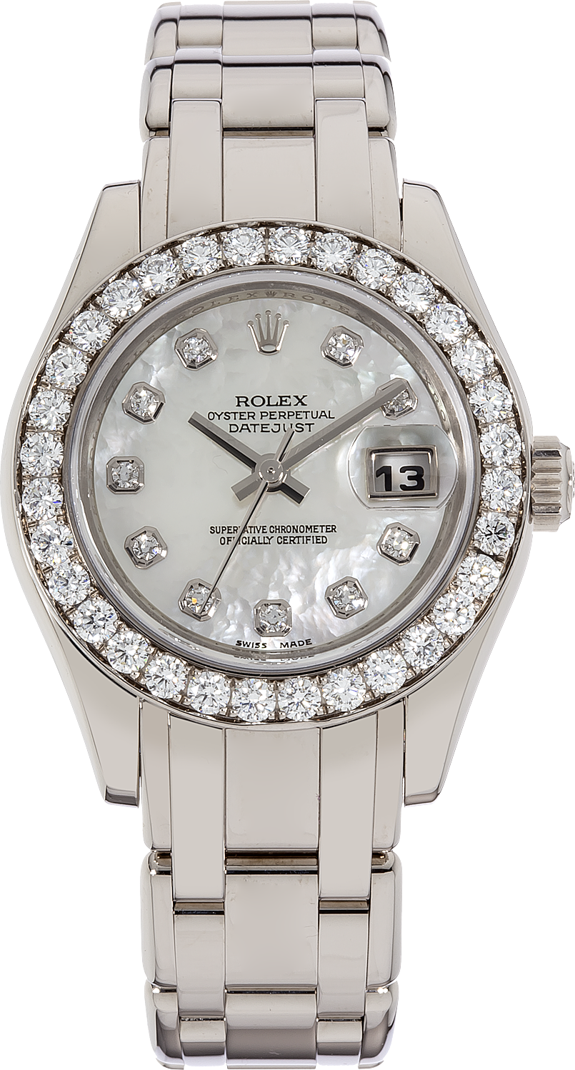 Rolex Datejust Pearlmaster 80299
