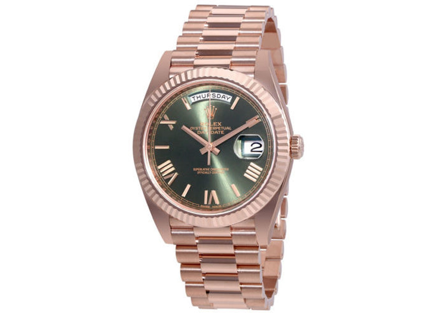 01833af95716 Rolex Day-Date 40 228235. 228235