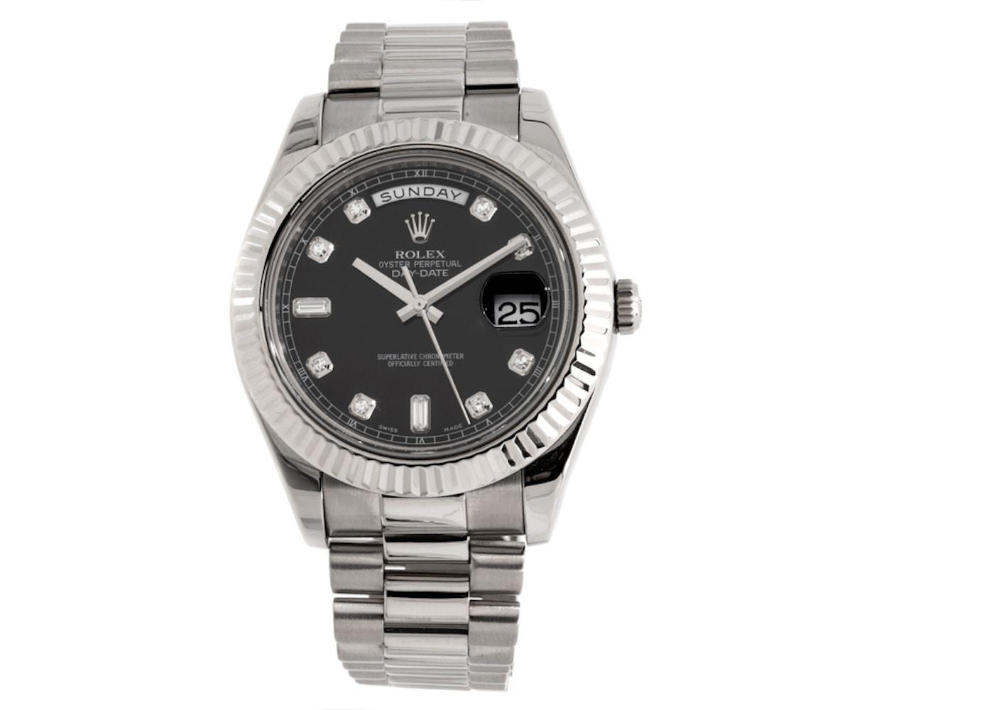 Rolex Day Date Ii 218239