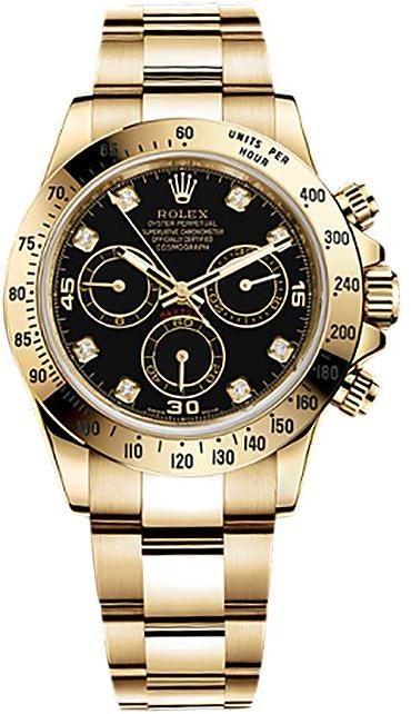 Rolex Daytona 116528