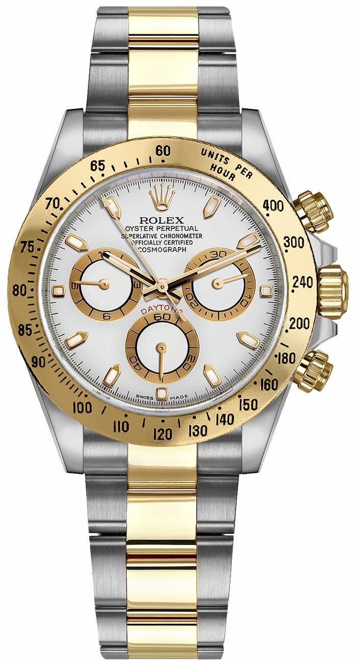 Rolex Daytona White Dial 116503