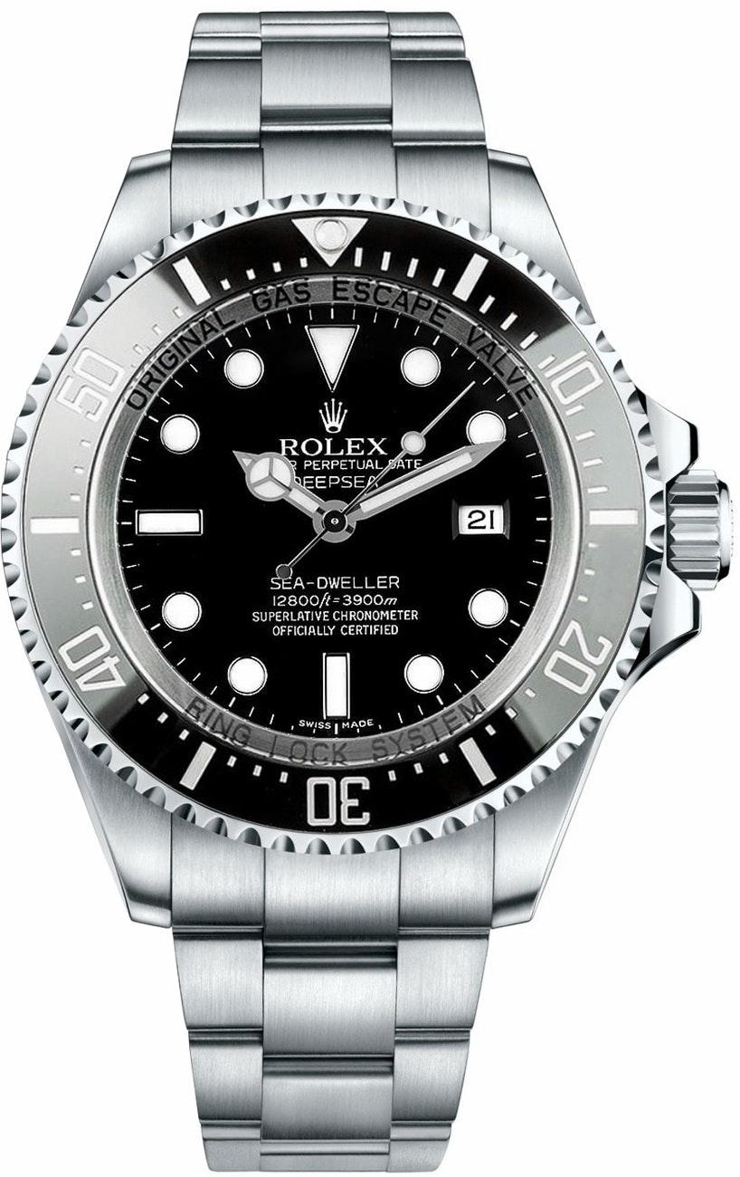 Rolex Deepsea Sea,Dweller 116660