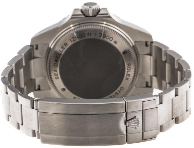 Rolex Deep Sea Sea-Dweller 116660D