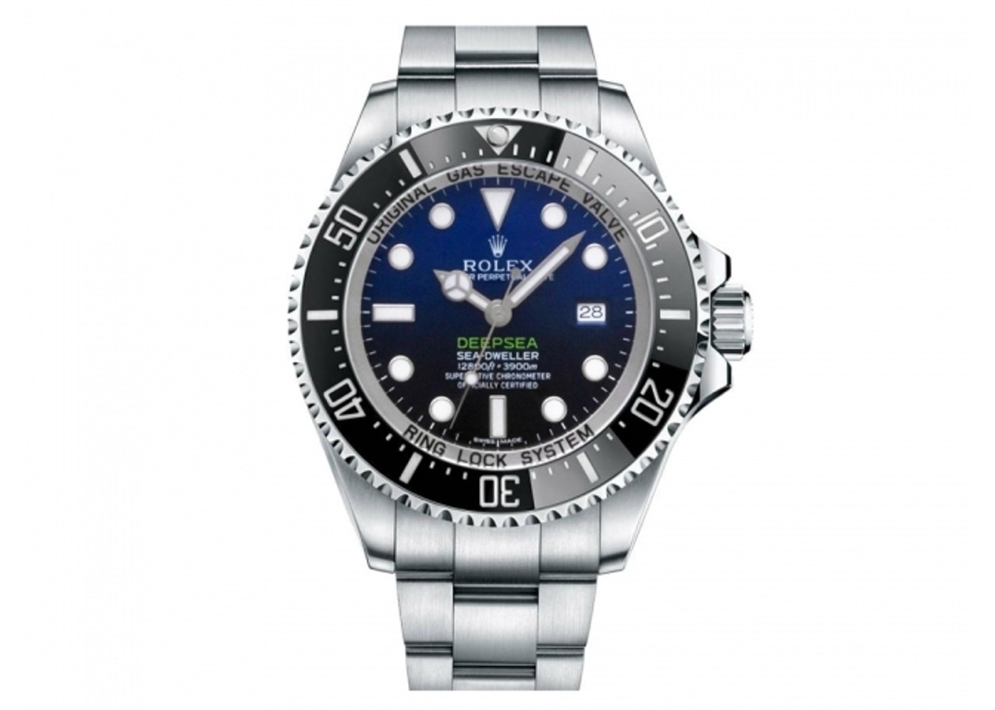 Rolex Deep Sea Sea Dweller 116660d