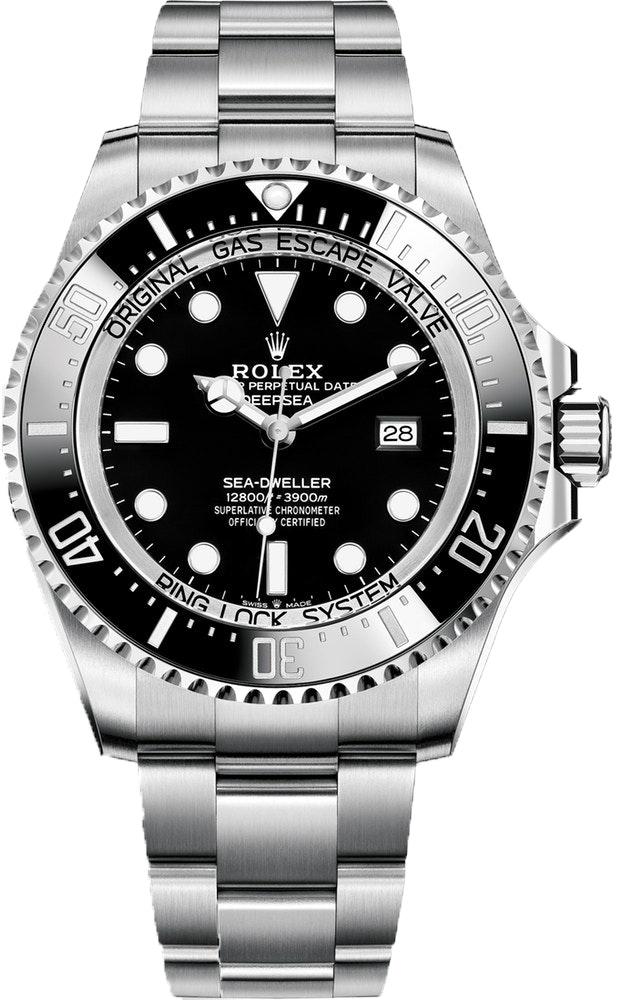 Rolex Deep Sea Sea-Dweller 126660