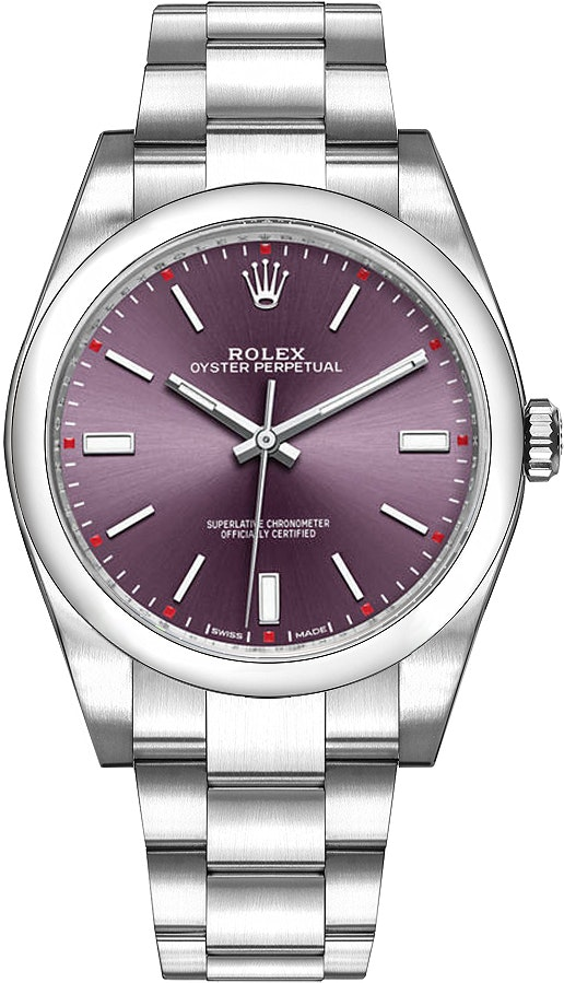 Rolex Oyster Perpetual 114300 39mm