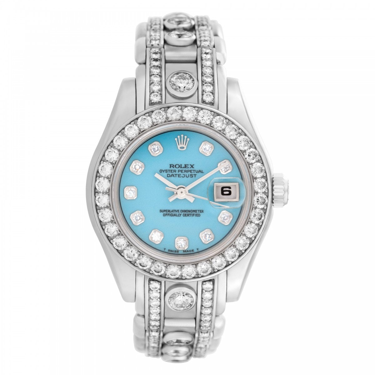 Rolex Pearlmaster 69299