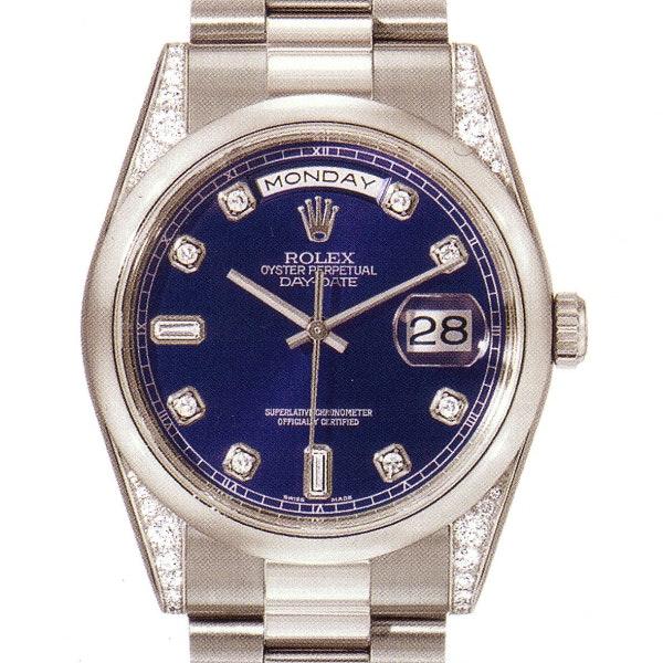 Rolex President Day-Date 118296