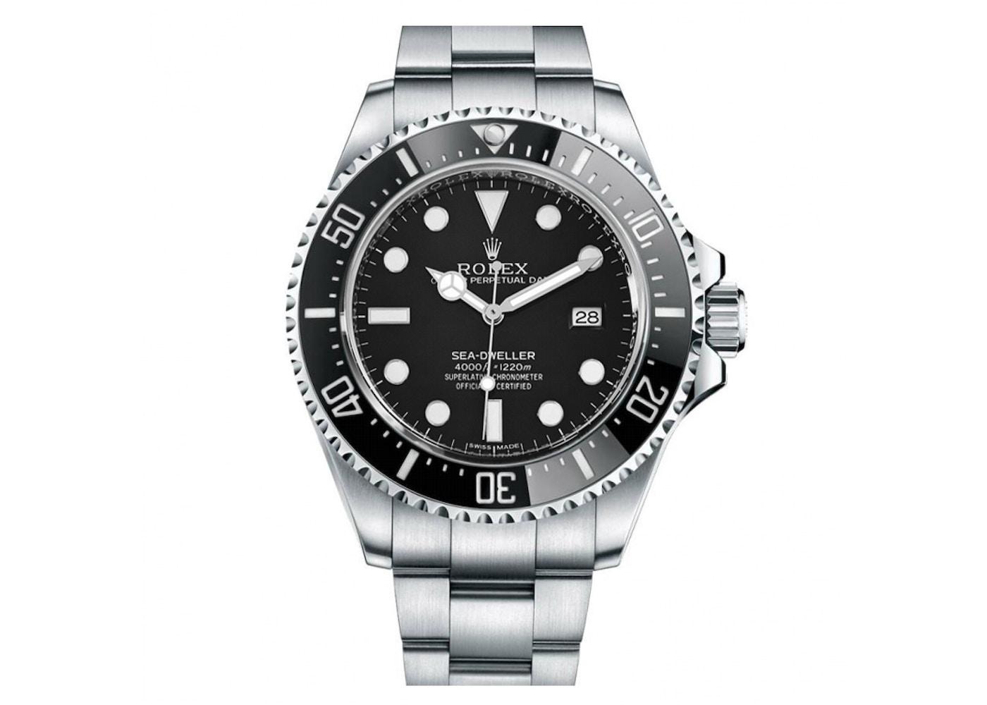 68ee5d89aaf Rolex Sea-Dweller 116600 - 40mm