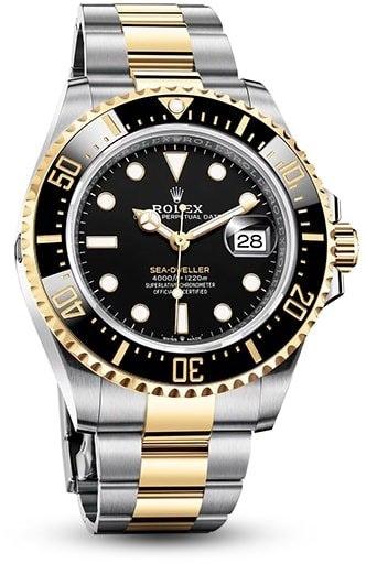Rolex Sea-Dweller 126603