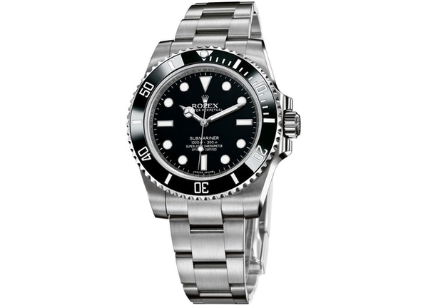 reputable site a30a7 e4320 Rolex Submariner 114060