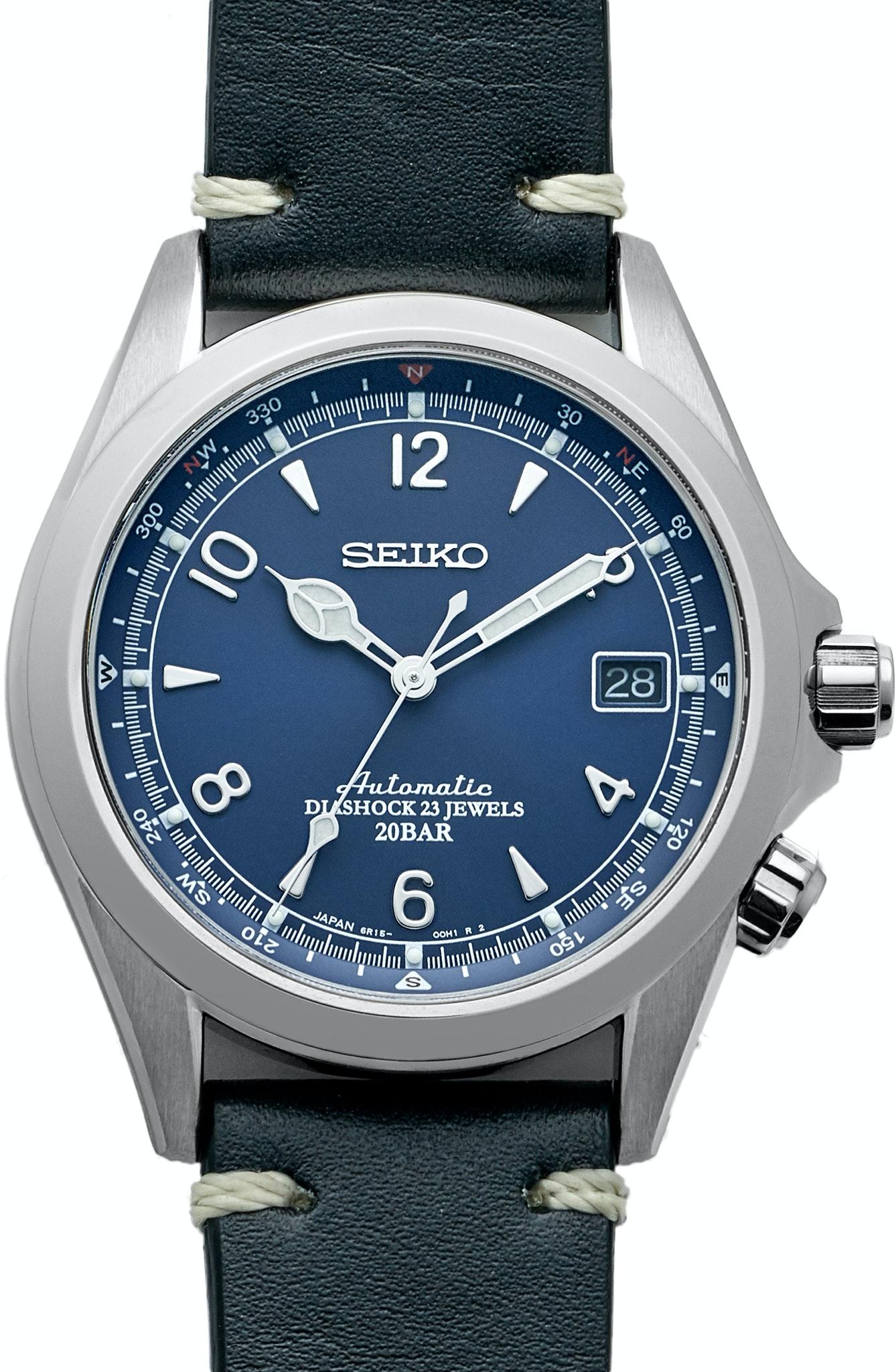 Seiko Alpinist US Edition SPB089