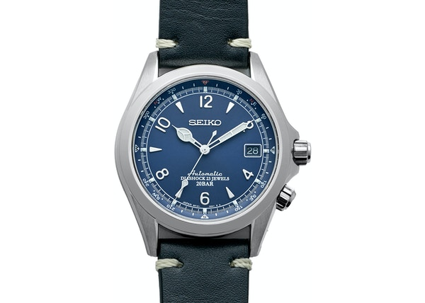 finest selection 12bb4 db544 Seiko Alpinist US Edition SPB089