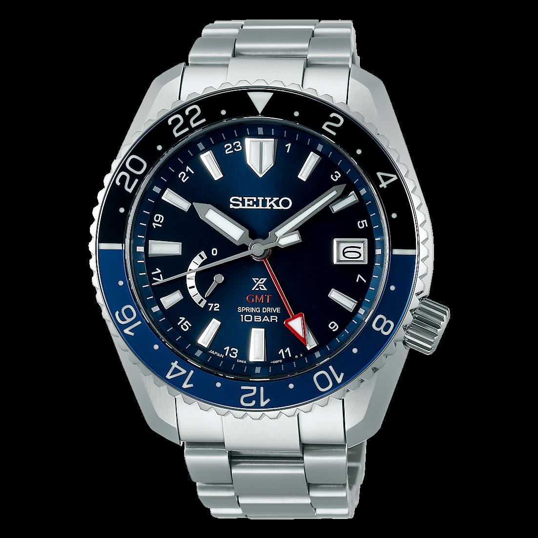 Seiko Prospex Spring Drive GMT SNR033J1