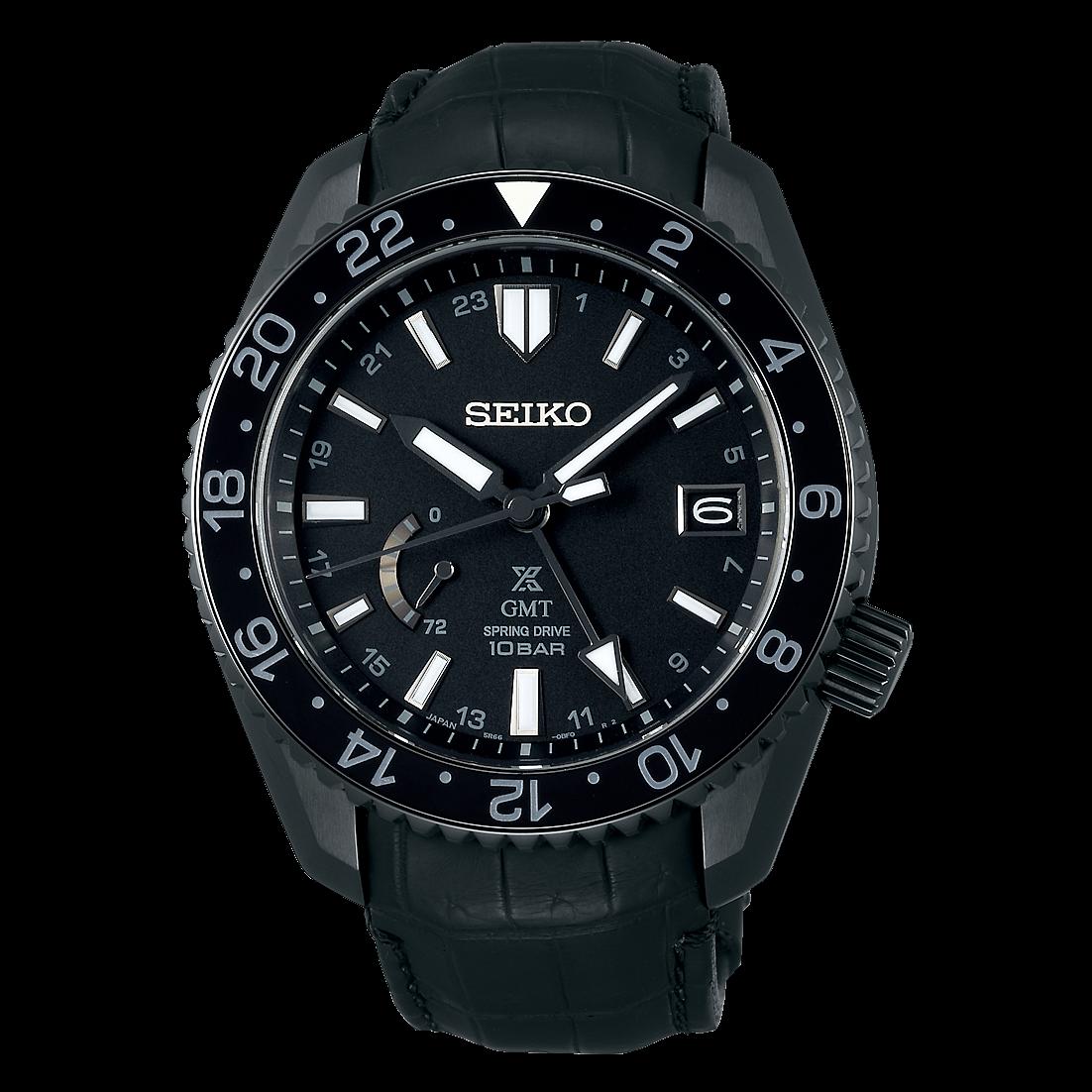 Seiko Prospex Spring Drive GMT SNR035J1