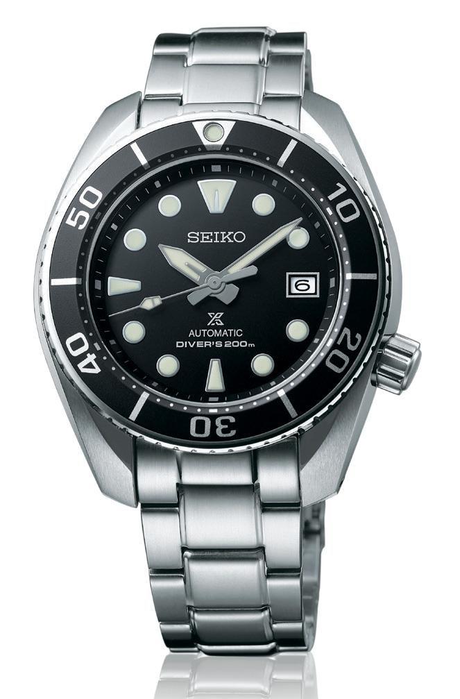 Seiko Prospex Sumo Automatic Diver SPB101J1