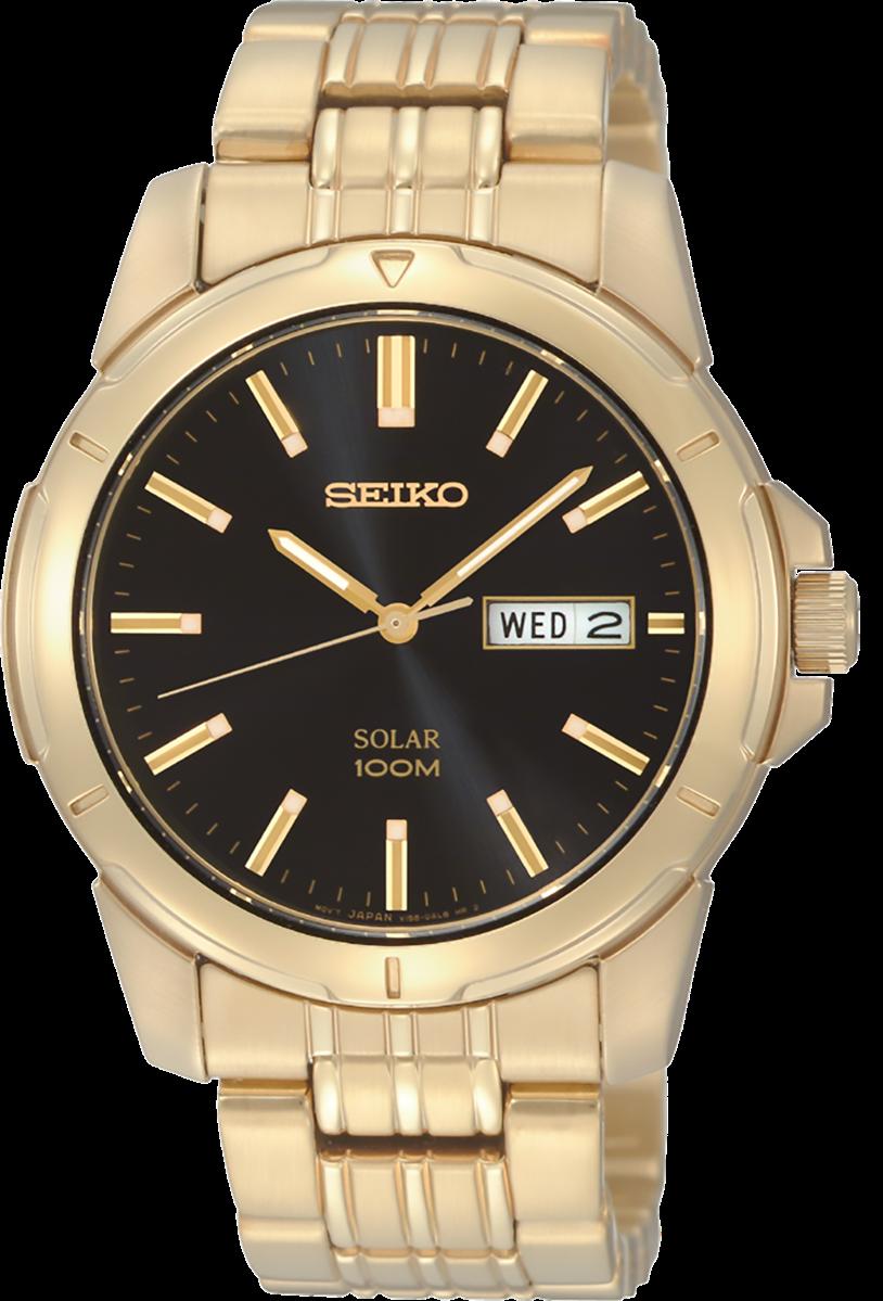 Seiko Solar SNE100