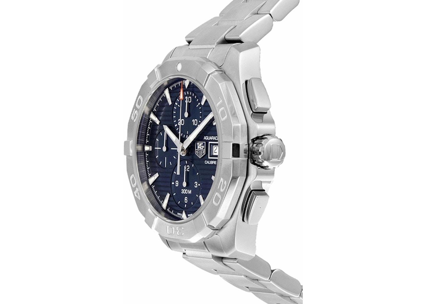 timeless design 88d73 2618a Tag Heuer Aquaracer CAY2112.BA0927
