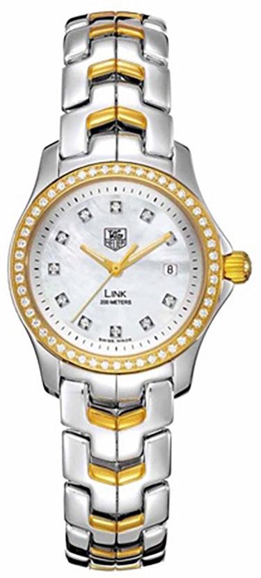 Tag Heuer Link Diamond Dial WJF1352.BB0581