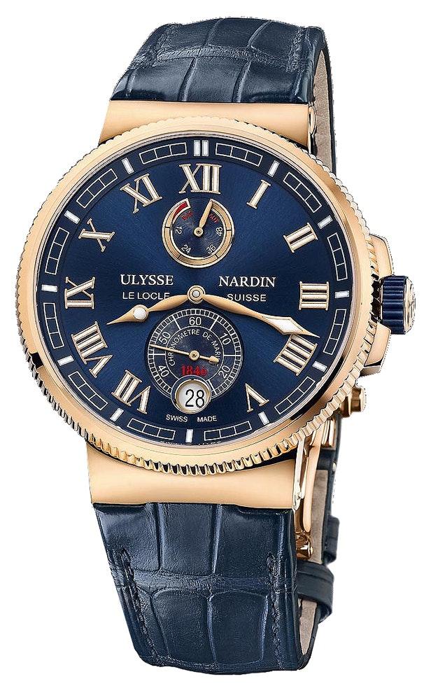 Ulysse Nardin Marine Chronometer Manufacture 1186-126/43