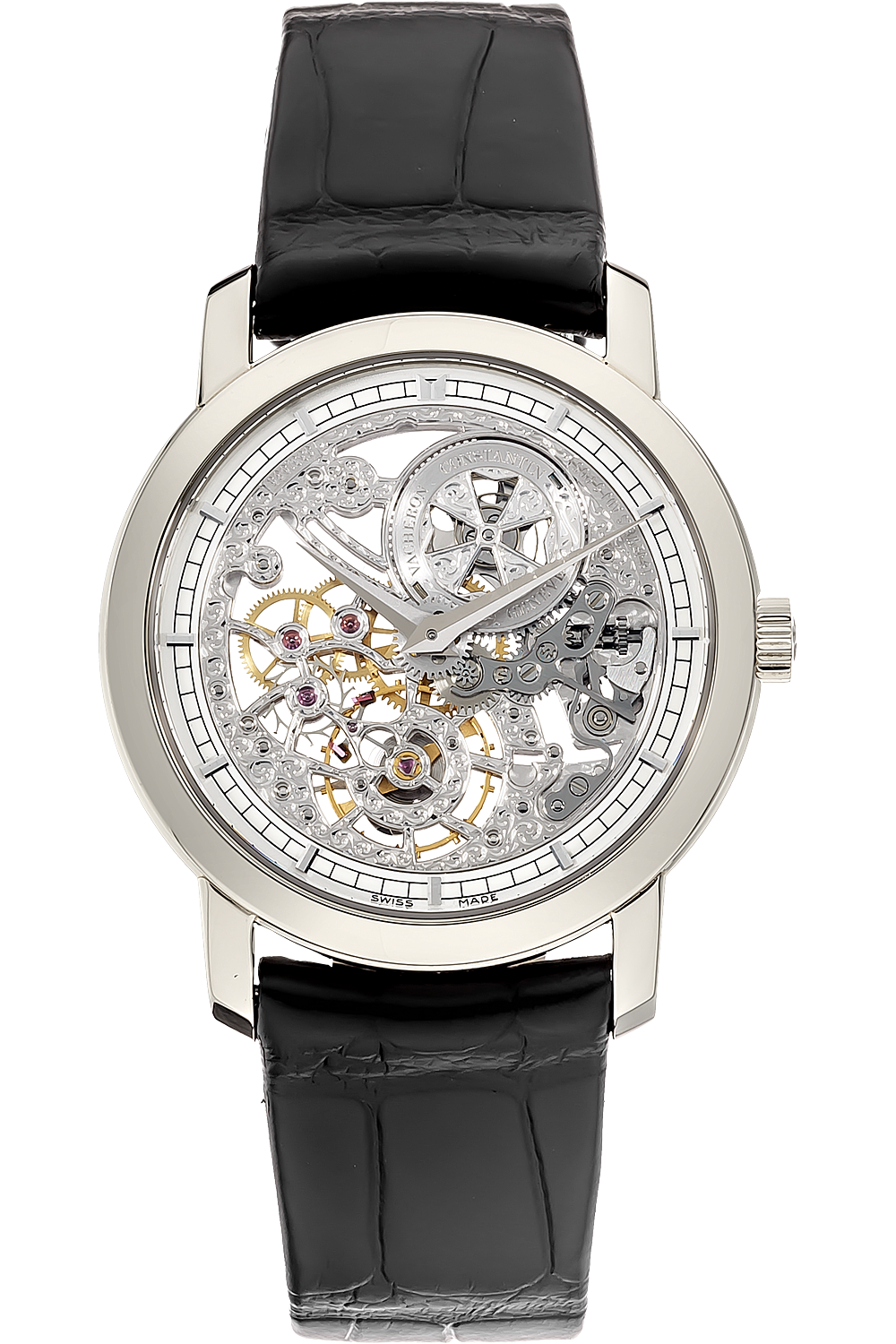 Vacheron Constantin Patrimony Traditionnelle Manual 33158/000G-9394